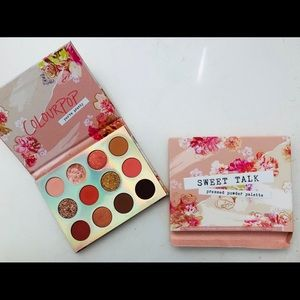 Colourpop Sweet talk eyeshadow palette